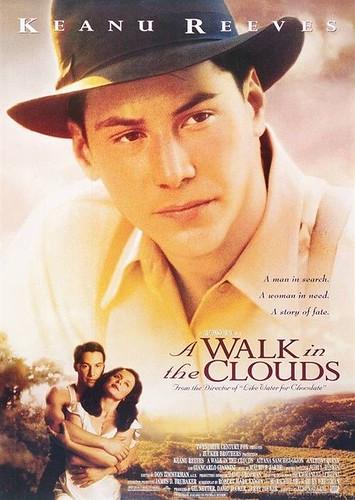 经典浪漫爱情电影云中漫步 A Walk in the Clouds(1995)