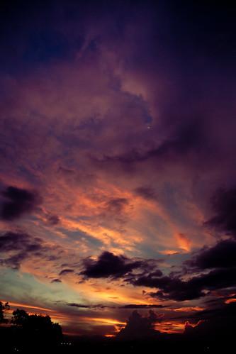 sky sun clouds sunrise canon philippines zamboanga 5dii cloudsstormssunsetssunrises
