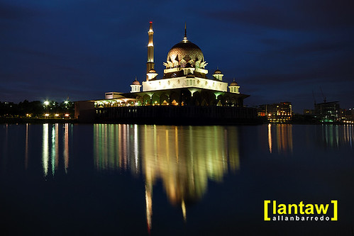 Putra Mosque Blue Hour II
