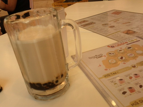 royal pearl milk tea