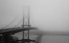 North Queensferry Road Bridge  by Ady Negrean