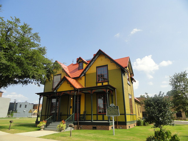 Tennessee Williams Home Columbus Ms Flickr Photo Sharing