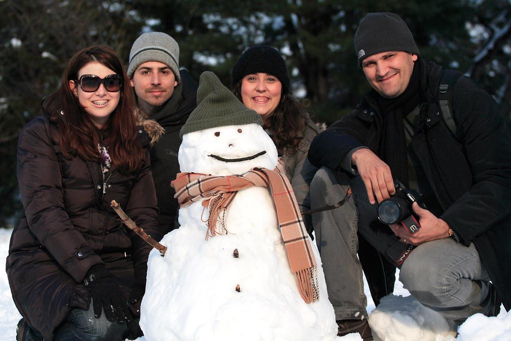 Grupo Boneco de Neve