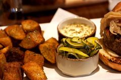 patatas bravas @ balaboosta