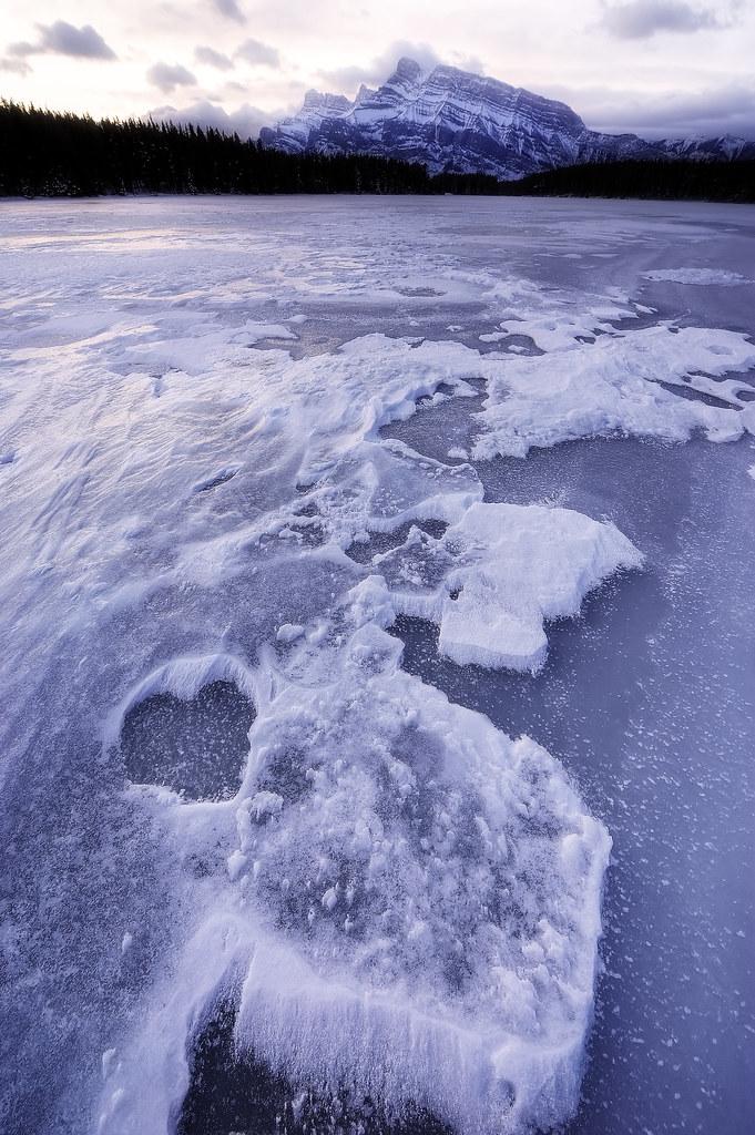 Ice and ice