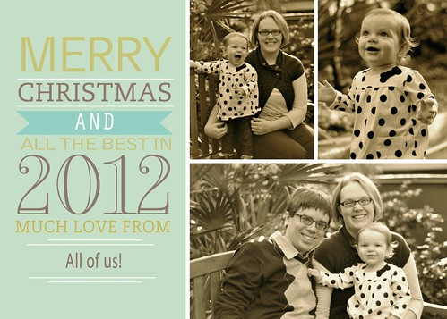2011 Christmas/New Year by minimalspinmommy