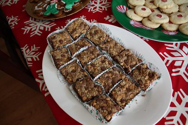 Brownie Bars - Jerrie
