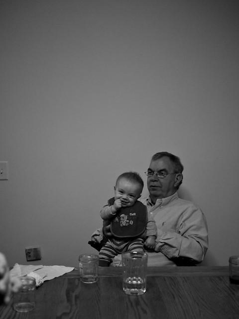 christmas at dad's