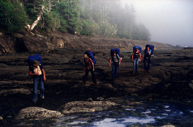 West Coast Trail 1980