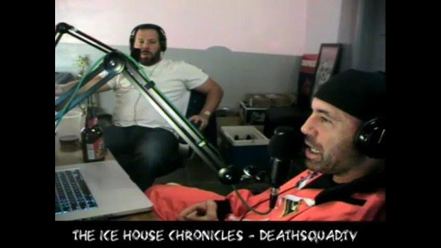 THE ICE HOUSE CHRONICLES #9 (PART ONE)