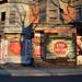 Row homes in Camden NJ by Blake Bolinger