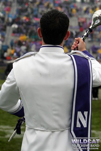 NUMB - November 26, 2011 - Northwestern vs. Michigan State