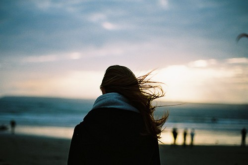 LE LOVE BLOG LOVE STORY LOVE PIC LOVE PHOTO GIRL ALONE GIRL AT BEACH SEE YOU AGAIN by ylana.hunt ♥ , on Flickr