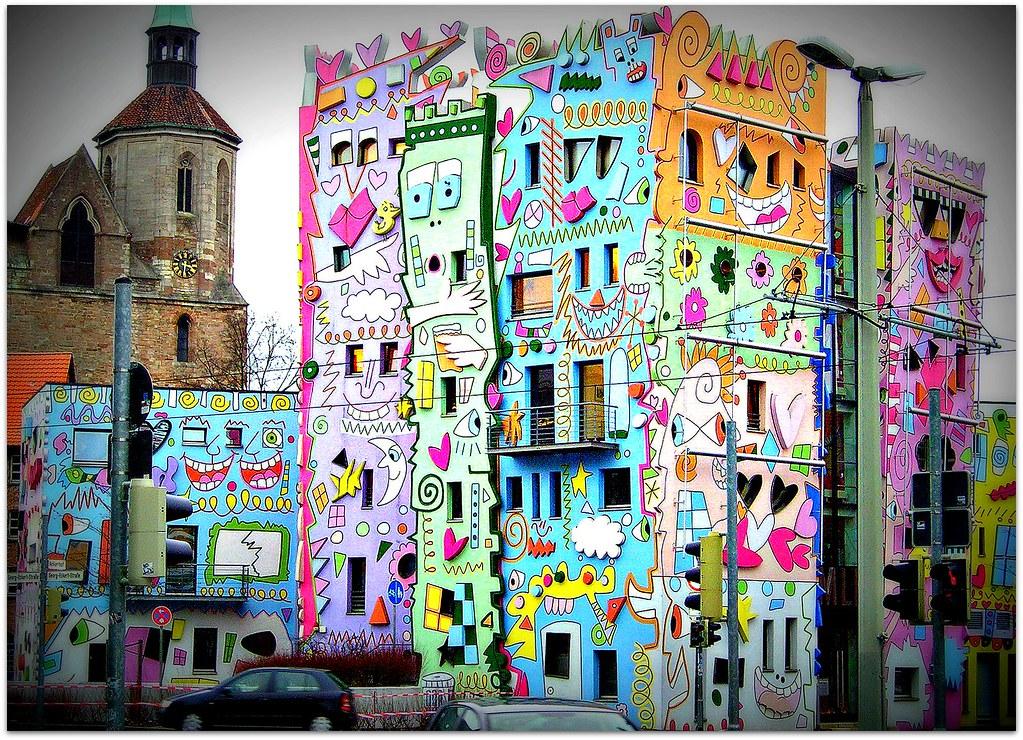 Rizzi Haus in Braunschweig