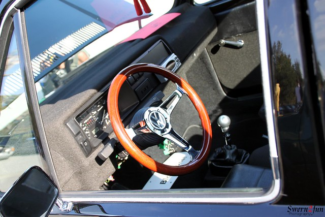 Caddy-interior
