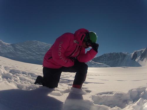 Jordan Tebow's...in Antarctica