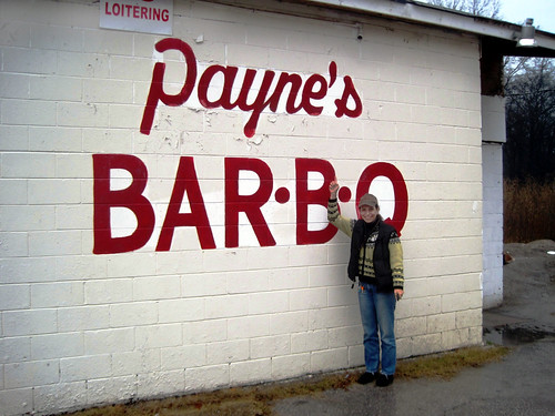 New Fan of Paynes Bar-B-Q by joespake
