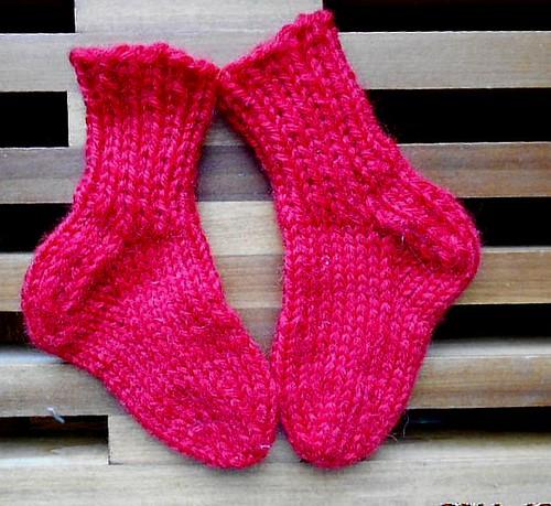 wool  baby socks
