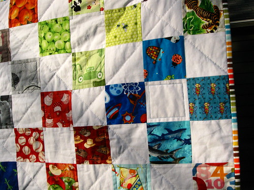 more hand quilting