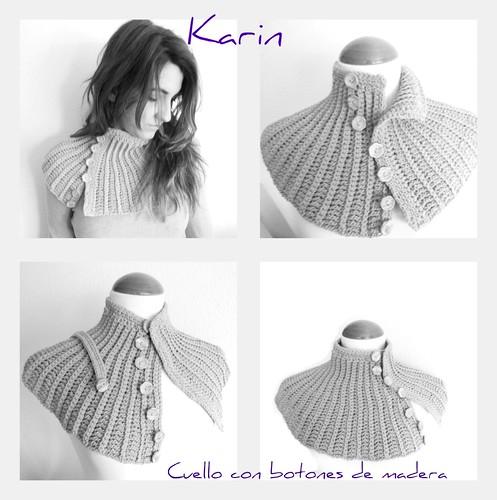 Cuello Karin by mami paula