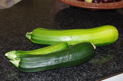 1.6 kg zucchini Mon 2nd Jan