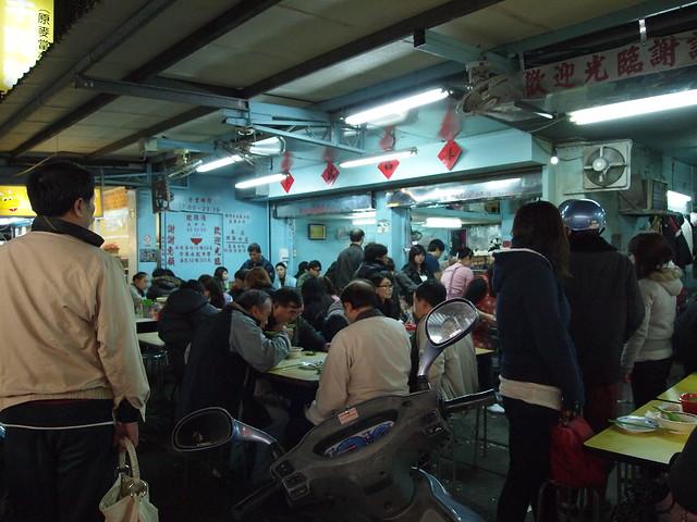 来来餃子館(台北、南機場夜市)
