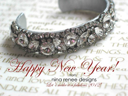 Happy New Year! by Nina Renee Designs