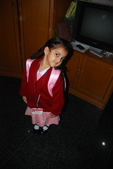 Marziya Gets a New Sweater by firoze shakir photographerno1