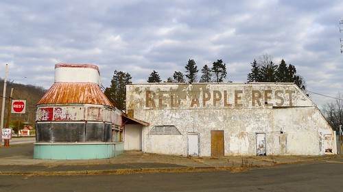Red Apple Rest