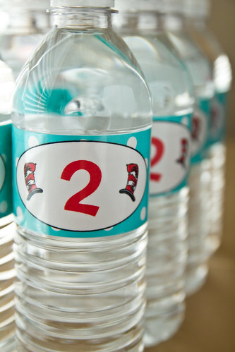 DIY: How to Make Custom Water Bottle Labels