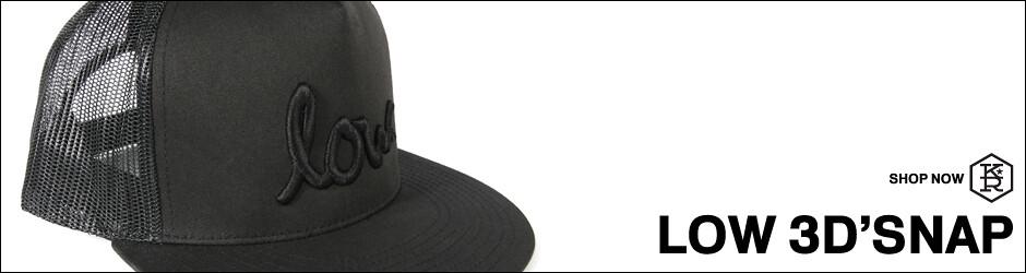 low 3d logo snap back klutch republik automotive clothing