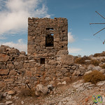Venetian Windmills near Lassithi Plateau - Crete