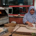 Making Egyptian Bread - Egypt