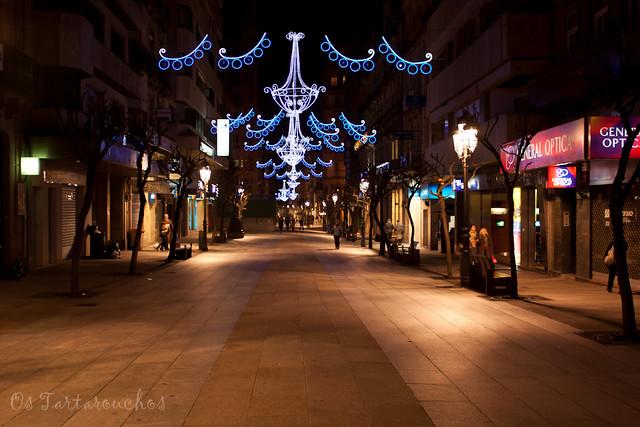 rúas baleiras