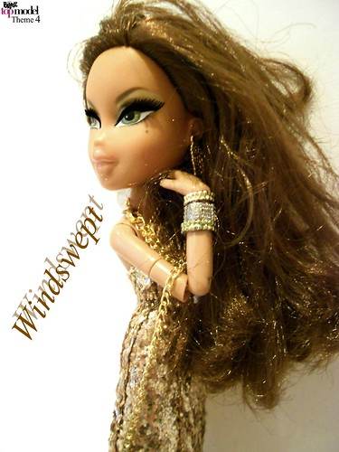 Bratz Next Top Model Cycle 1 Theme 4: 'Windswept'