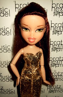 Bratz Next Music Top Model 3.5 : MONICA IS THE WINNER + SLOGAN CONTEST !