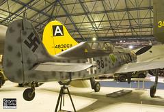 584219 584219 - Luftwaffe - Focke-Wulf FW.190 F-8U1 - 080203 - RAF Museum Hendon - Steven Gray - IMG_7160