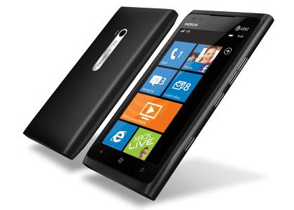 The Nokia Lumia 900 is designed for the US and comes with 4G LTE.