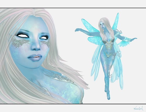 Fallen Gods - Ice Crystal