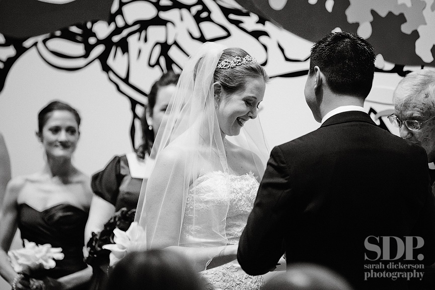 Kemper Museum of Contemporary Art wedding