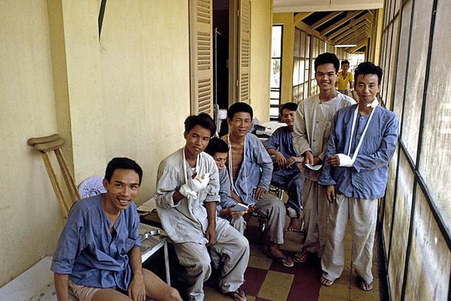 Cong Hoa Military Hospital