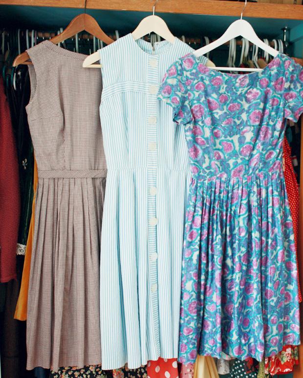 vintage summer dresses g