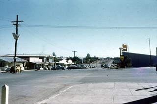 Mt Isa Street Scene June 1962