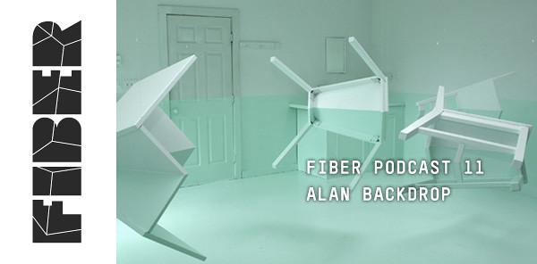 FIBER Podcast 11 – Alan Backdrop (Image hosted at FlickR)