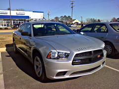 2011 Dodge Charger R/T - NCSHP (2 if 2)