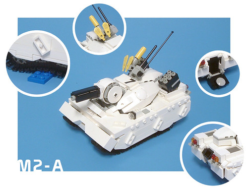 M2-A Tank