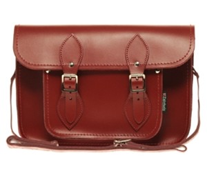 Zatchels 11.5 Leather Satchel
