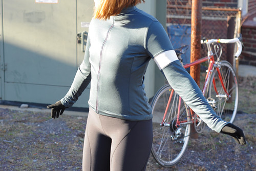 Rapha Women's Long Sleeve Jersey, Blue