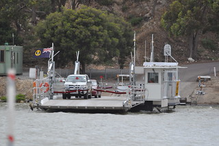 Jervois to Tailem Bend Ferry