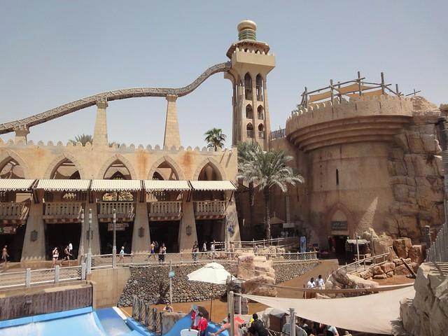 Parque Aquatico Wild Wadi, Dubai Emirados Arabes Unidos